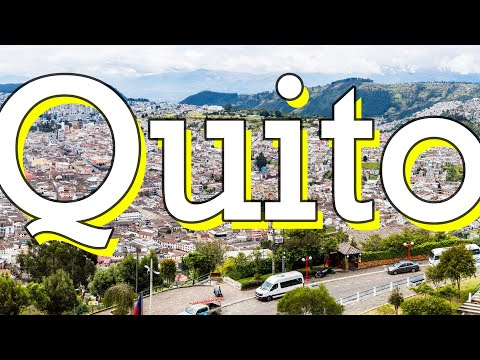 Why Quito is AWESEOME! // Surprising Facts About Ecuador's Capital