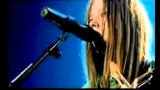Avril Lavigne - Tomorrow (Dublin 2003)