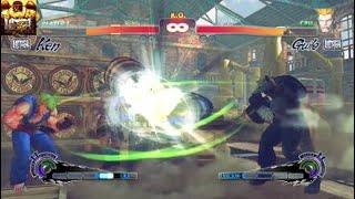 ULTRA STREET FIGHTER IV_