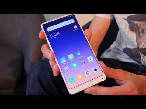 Prise en du main Xiaomi Mi Mix 2S: Un nouveau champion dans l'arène !