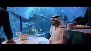 Burj Al Arab Jumeirah - Al Mahara Restaurant Introduction