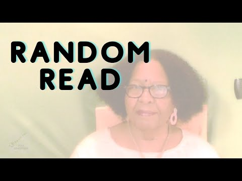 ? RANDOM READ ? - Today Favors Getting Things Done