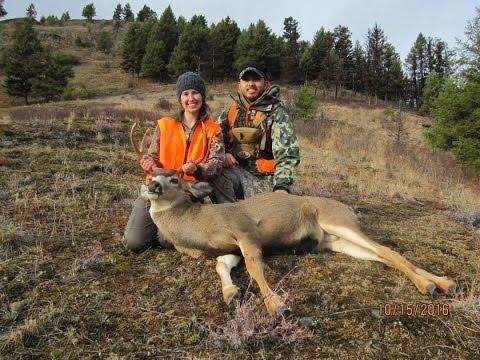 Mule Deer Hunt Washington State 2016