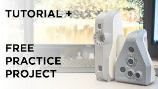 Artec 3D Scanning Tutorial - Free Practice Project Download