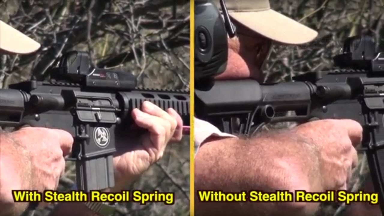 Put A Little Spring Into Your AR