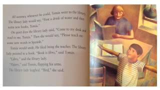 Read Along Tomas and the Library Lady