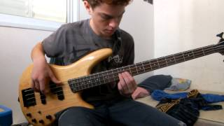 king crimson   21st century schizoid man bass cover