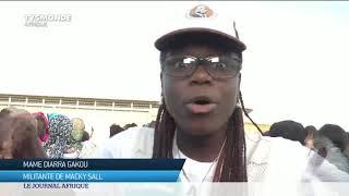 Sénégal : dernier jour de campagne électorale pour les militants - Présidentielle 2019