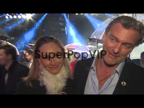 INTERVIEW - Ray Stevenson  on his action fugure and on hi...