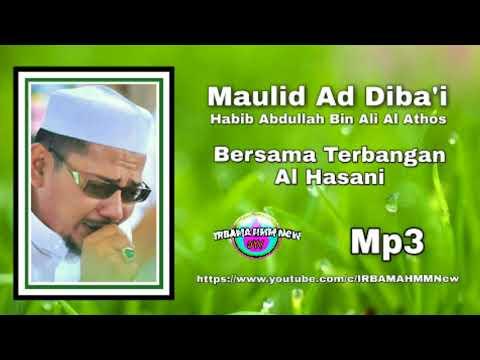 Mp3.Maulid diba Habib Abdullah Bin Ali Al Athos Bersama Terbangan Al Hasani Bandung