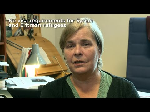 CCME: No visa requirement for Syrian and Eritrean refugees!