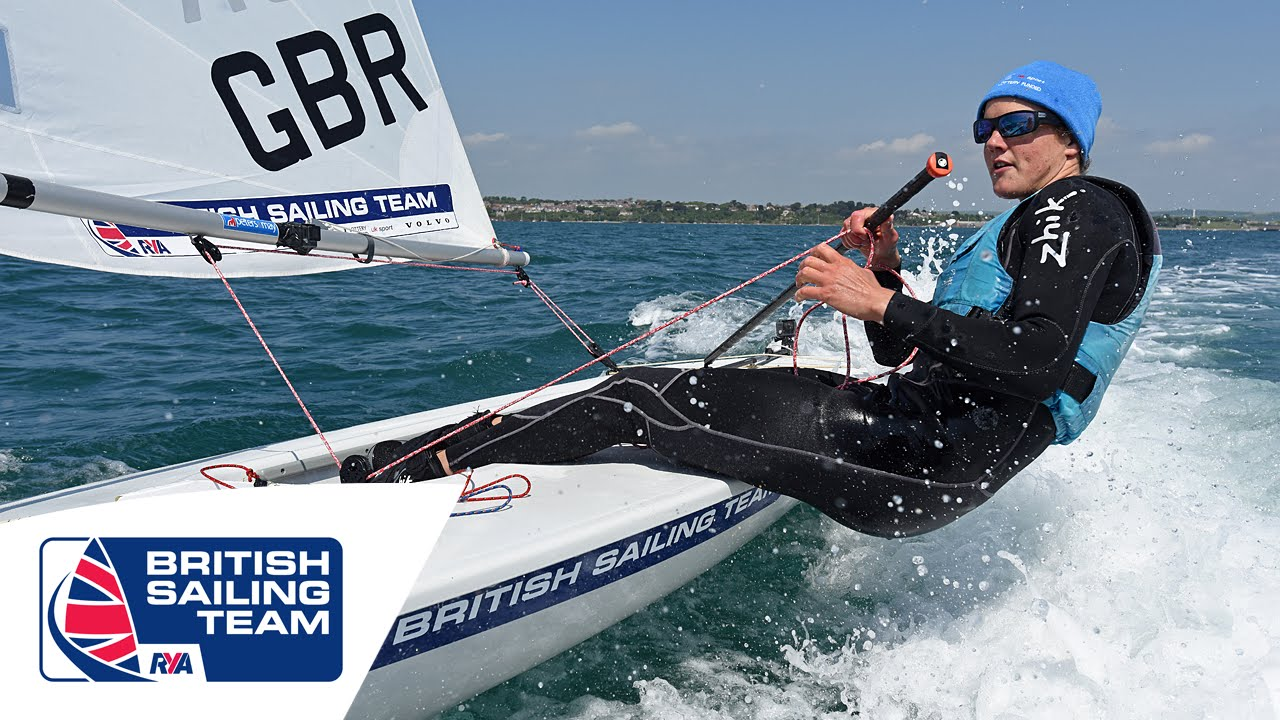 Olympics 2016 Laser Radial Class Alison Young