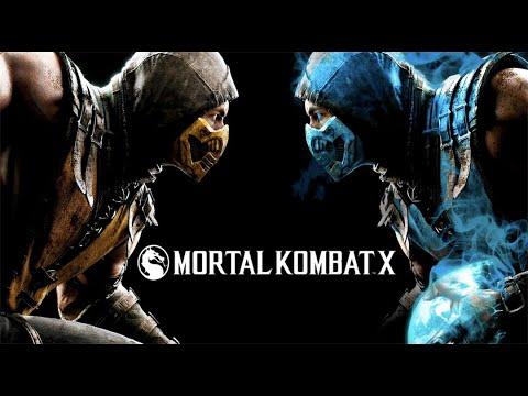 Mortal Kombat X #3 - Саб-Зиро (немое прохождение/без комментариев)