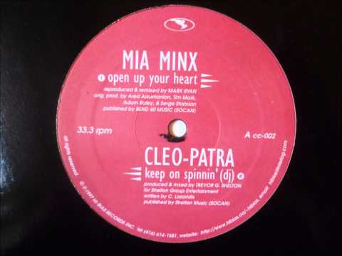 Mia Minx  Open Up Your Heart