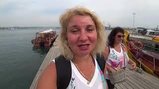 Путешествие в Крым 2019 ✔ Севастополь! Балаклава, Фиолент. Отдых на море.