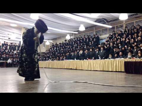 Tosh wedding 5775 Mitzvah Tantz