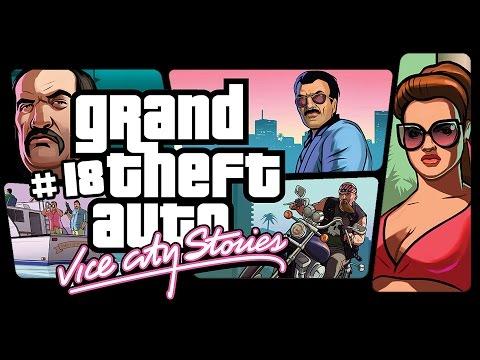 18 Zagrajmy w GTA Vice City Stories PL w HD  KONIEC GRY  1080p