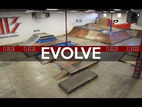 Denver Evolve Indoor Skate Park