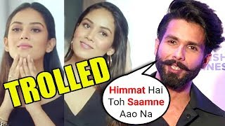 Shahid Kapoor Wife Mira Rajput TROLLED For Promoting Anti-Aging Cream