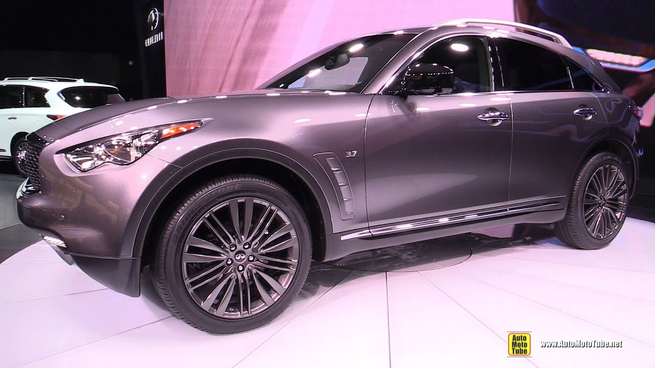 2017 infiniti qx70 limited exterior and interior. Black Bedroom Furniture Sets. Home Design Ideas