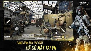 Trải nghiệm tựa game mới!! Call of Duty: Mobile VN