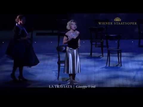 Giuseppe Verdi: LA TRAVIATA (Trailer) | Wiener Staatsoper