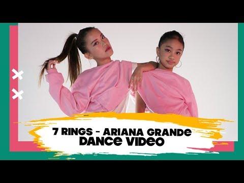 """Ariana Grande - """"7 Rings"""" Dance Video (Zara Leola X Jessy Nirmala Cover Version)"""
