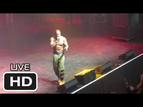 Ja Rule - Caught Up (Live) [HD]