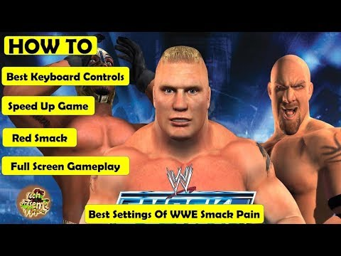 wwe pain highly compressed ps2