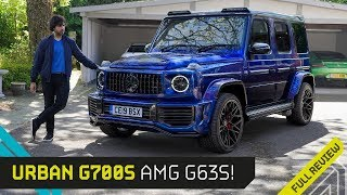 Urban G700S AMG! Brutal, Wide, British G63!!