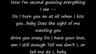 Repeat youtube video Luke Bryan - Do I lyrics