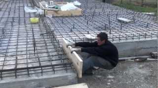 Строительство дома: Заливка фундамента ч.2(, 2013-03-14T08:04:21.000Z)