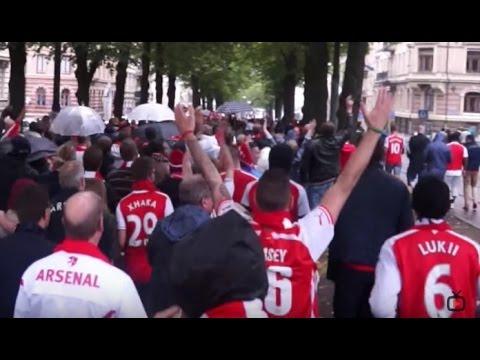 Arsenal Fans Takeover Gothenburg | AFTV Vlog Day 3