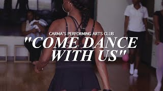 Carma's Performing Arts Club | Come Dance With Us