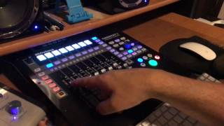 Turra Medina and the PreSonus FaderPort 8