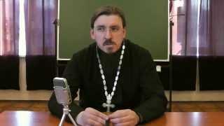 Игумен Иоасаф (Полуянов)-Суточный круг богослужения. Всенощное бдение. Данилов монастырь