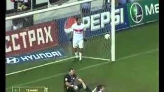 cSKA - Spartak M 3-1 Russian Football Premier League 2010 Fixture 29