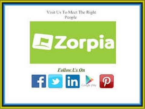 zorpia sign in