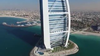 Burj El Arab Like Never Seen Before