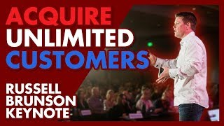 How to Profitably Acquire Unlimited Customers w/ Russell Brunson
