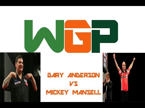 PDC World Grand Prix 2014 - Second Round - Anderson VS Mansell