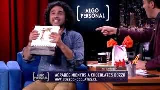 [Algo Personal] Arturo Ruiz Tagle - 12.03.15 - Capítulo 14