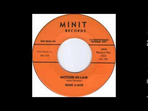Mother-In-Law Ernie K-Doe  -Stereo-