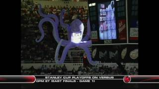 The Octopus Tradition of the Detroit Red Wings HD
