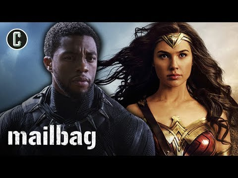 Why Did Black Panther Make Double Wonder Woman's Opening Box Office? - Mail Bag