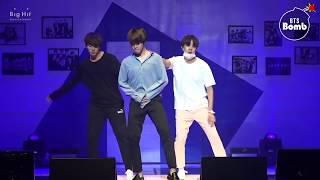 613 BTS HOME PARTY Jimin Dance cut - Unit stage '삼줴이(3J)' - BTS (방탄소년단)