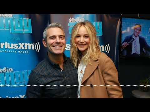 Jennifer Lawrence got drunk at a WWHL taping