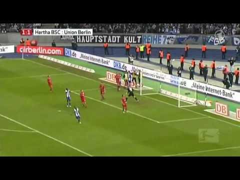 Hertha berlin  vs  Union Berlin 1 2