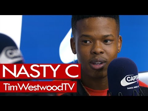 Nasty C on coming up, youth movement in South Africa, Ivyson tour, Don't B.A.B - Westwood