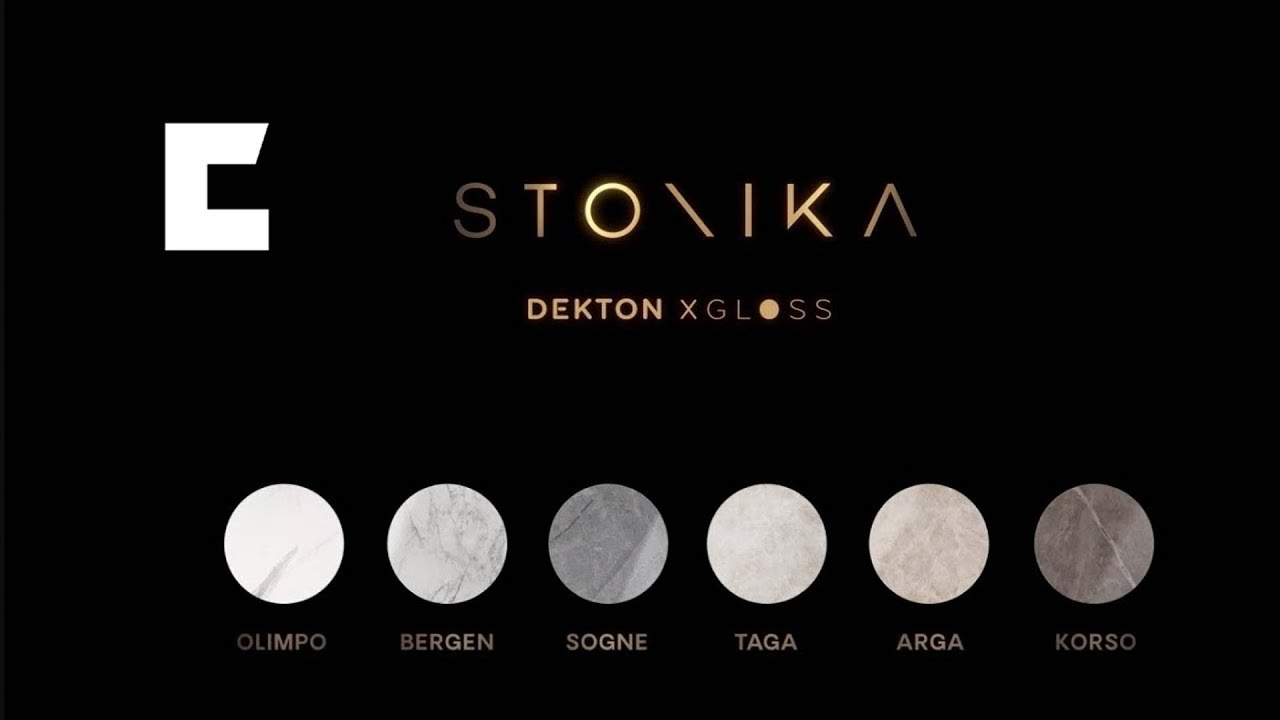 New Dekton® Stonika Series   Cosentino